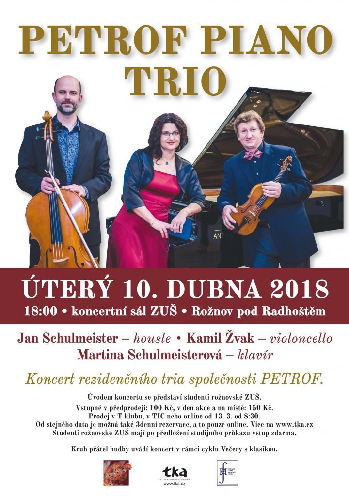 Petrof Fiano Trio