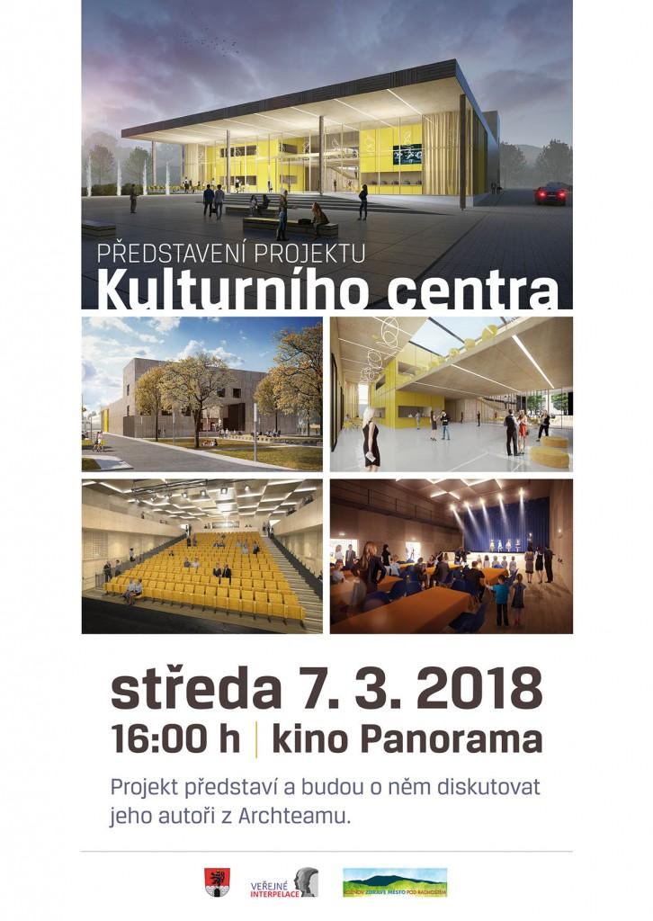 pozvánka kulturní centrum